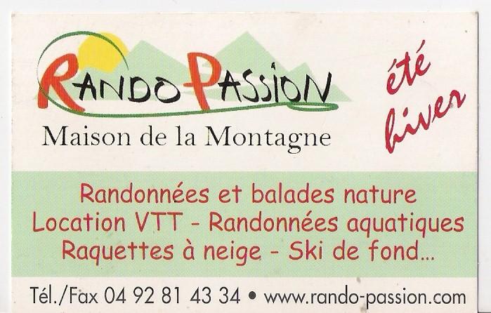 randopassion